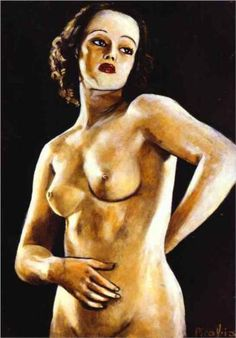 Nude, by Francis Picabia
