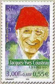 Commandant Cousteau.