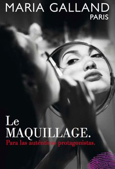Le-Maquillage-Maria-Galland Cos, Movies, Movie Posters, Beauty, News, Makeup, Film Poster, Films, Popcorn Posters