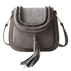 GET $50 NOW | Join RoseGal: Get YOUR $50 NOW!http://www.rosegal.com/crossbody-bags/trendy-tassels-and-weaving-design-418148.html?seid=3185995rg418148