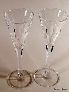 Set of TWO Kosta Boda GOTHENBURG Cordial Glass