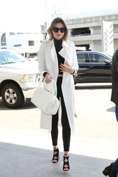 Miranda Kerr Is Seen at LAX - April 11, 2016