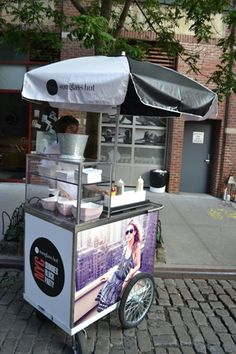 Branded food carts