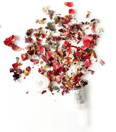 thimblepress | floral eco-friendly push-pop confetti™
