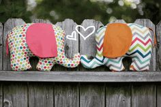 Animals to Make with Fat Quarters #FatQuarters #Sewing by Christina McKinney for Fabric Worm