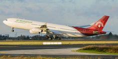 Air Madagascar Airbus A340-313E