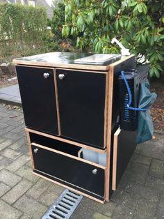 campingk che heck k che typ 4 inkl waeco k hlbox f r pkw van bus neu in sport camping. Black Bedroom Furniture Sets. Home Design Ideas