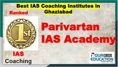 Rank wise Top IAS Coaching Centres in Ghaziabad offering various courses like - UPSC, MPSC, CSAT including their past performance and contact details. Online Test Series, Online Tests, Ias Notes, Study Materials, Computer Science, Coaching, Student, Education, Top