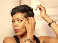 Introducing a new season of her hit DIY hair series, Mane Taming, actress Malinda Williams shows you how to take short hair to the edge with a cool rock star look that's perfect for a night o…