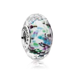 Pandora Sea Glass Murano Glass