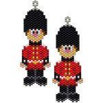 ThreadABead London Guard Earring
