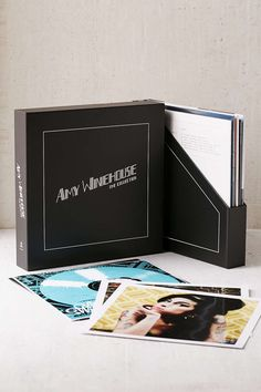 Amy Winehouse - The Collection 8XLP
