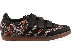 Adidas X Opening Ceremony Mens Samba Cycling Lo in Black Flowers at Solestruck.com