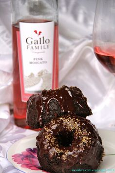 chocolate ganache #SundaySupper