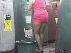public pantyhose