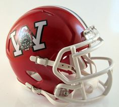 Wayne (Huber Heights) (OH) (2013) High School Mini Football Helmet