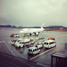 Aeropuerto de Vigo (VGO) en Vigo, Galicia