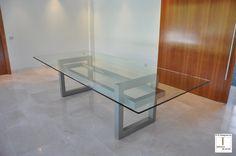 Scarica il catalogo e richiedi prezzi di Diana By gonzalo de salas, tavolo da pranzo in vetro