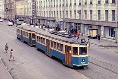Садовая улица.   1974 г.