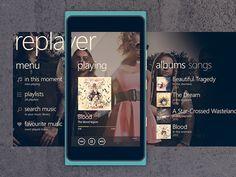Replayer for Windows Phone - an alternative media player app