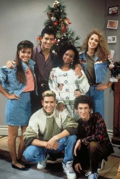 "Because you got to learn the ""true meaning"" of Christmas from these guys: 