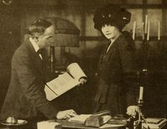 Mary MacLane with Essanay director Arthur Berthelet Types Of Photography, Photo Black, Silent Film, Classic Films, Mary, Black And White, Vintage Photos, Fictional Characters, Color