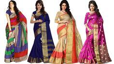 Latest wedding saree | wedding saree collection | Flipkart wedding saree...