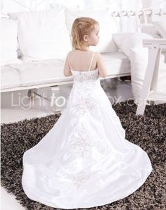 Communion/First Communion/Holy Communion/Flower Girl/Party Dress ...