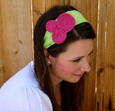 jujuB: Fabric Headband Tutorial