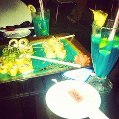 Sushi & Electric!