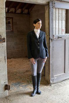 Finnegan Show Coat, hunter/jumper/dressage #equestrian #horses #riding