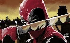Deadpool - Mike Kevan