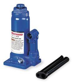 Westward 6-Ton Bottle Jack. http://safejacks.com