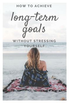 DO YOU STRUGGLE TO ACHIEVE LONG-TERM GOALS? Long-term goals come in a variety of forms: getting fit, starting a business, or even developing a new habit. There is a way to achieve long-term goals without stressing yourself out: you have to bring yourself Reaching Goals, Achieving Goals, Self Development, Personal Development, Buy Life Insurance Online, Long Term Goals, Term Life, Goal Planning, Personal Goals