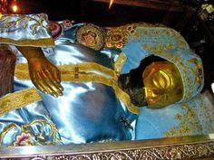 Ο όσιος Ιωάννης ο Ρώσος, ο ομολογητής και θαυματουργός Byzantine Icons, Orthodox Christianity, Catholic Art, Orthodox Icons, Chara, Saints, Religion, Spirituality, Fine Art