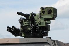 REMOTE CONTROLLED LIGHT WEAPON STATION FLW 100..... Some days id like to have this on my daily driver and not an Apoc. Rig