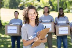 Engaging Volunteers By Ashley Hurley - CLA Higher Thinking Blog