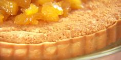 Chuck Hughes' tropical pineapple coconut pie dessert is easy, quick and deliciously rich and tasty.