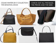 Celine Winter 2017 Seasonal Bag Collection ccf95d284b56c