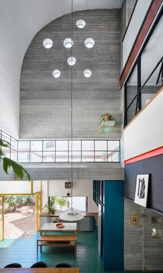 In an architecture world that is so often dominated by a search for purity and minimalism, 'collage' feels almost like a dirty word, but this hasn't stopped Konstantinos Pantazis and Marianna Rentzou of Athens-based practice Point Supreme Architects (A...