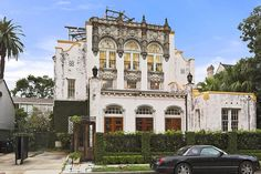 Converted Church Mansion in NOLA 1527 Harmony St