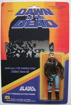 Dawn of the Dead Figure - Blades - Popsfartberger