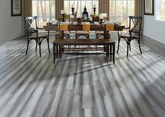 7mm urban loft ash evp coreluxe ultra lumber for Edgewater oak luxury vinyl plank