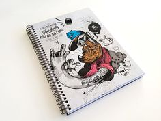 Credeal YWF // Design Art Collection Notebooks by João Francisco Hack, via Behance