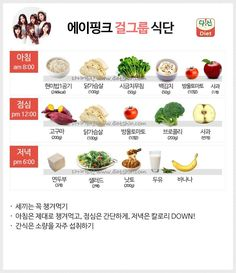 Kpop Diets, Korean Diet, Gluten Free Diet, What You Eat, Diet Meal Plans, Lose Belly, Meal Planning, Food And Drink, Lunch