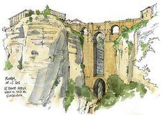 Ronda, le Pont-Neuf | Flickr - Photo Sharing!