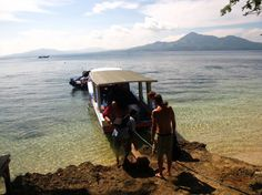 Bunaken, the beautiful place to be enjoyed
