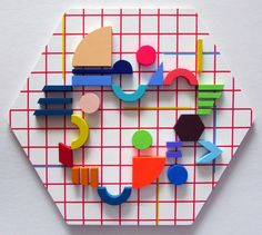 Before winter break, I introduced the graders to the work of South Korean artist Hyesoo You . As we looked at her relief and freestandi. Memphis Design, Plastic Art, Collaborative Art, Shape And Form, Graffiti, Korean Artist, Installation Art, Legos, Art Lessons