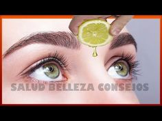 YouTube Tips Belleza, Cellulite, Youtube, Pretty, Hair, Dresses, Thicker Eyebrows, Natural Eyebrows, Sparse Eyebrows
