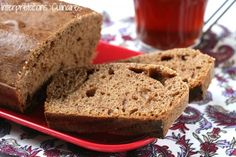 Interprétations Culinaires » Pain d'épice vegan. French gingerbread, in French. Run it through Google Translate.